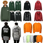 Mens The World Tour Oversized Purpose Kanye West Hoodie Hooded Sweatshirt lot