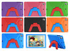 Dual Color Children Kids Friendly Shockproof Foam Stand Case Cover For iPad Mini