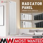 Designer Radiator flat Vertical Single Double Tall Upright Central Heating Panel