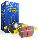 EBC YELLOWSTUFF BRAKE PADS FRONT DP4545R FOR CITROEN AX 1.4 GT 1991 - 1996