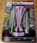 CELTIC - 2004/05 - HOME PREMIER LEAGUE PROGRAMMES