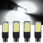 1/2/4/8/10X T10 CAR BULBS LED ERROR FREE CANBUS SMD COB WHITE W5W 501 SIDE LIGHT