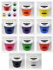 New MultiPacks Charity Street Collecting Buckets Fundraising Donation 10 Colours