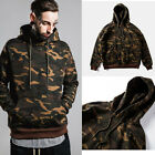 Family Camouflage Sweatshirt Men's Camo Hoodie Mens Hooded Clothing Casual Hot