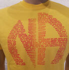 Narcotics Anonymous - Words Of Wisom - T-shirt -Yellow  S- 3X 100% Cotton
