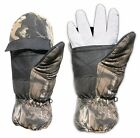 Close out! Gloves Winter Hunting Camo Finger Camouflage Mossy Oak 995