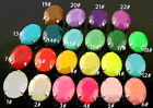 30p 13x18mm oval sew on faceted Acrylic crystal Costume dress rhinestones jewels