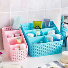 Kitchen Desktop Bathroom Storage Organizer Makeup Pencil Holder Basket Home DIY