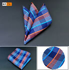 High Quality Fashion Men Suit Pocket Square Handkerchief 25cmx25cm