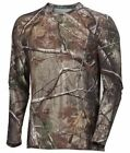 $75 Columbia Camo Base Layer Shirt RealTree Midweight Size Medium Men's L@@K!!