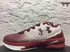 New Men's Under Armour Clutchfit Drive 3 Low Basketball Shoe Maroon 1274422-103