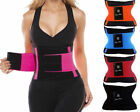 Xtreme Belt Hot Power Slimming Yoga Body Shaper Waist Trainer Trimmer Sport V01