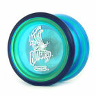Duncan Butterfly XT Yo Yo Blue Orange Red or Green + 3 Neon Strings YELL/ORG/GRN фото