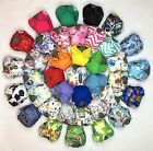 Happy Flute All-In-One Newborn Charcoal Bamboo Cloth Diaper.Like THX /Lil Joey's
