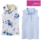 Joules Cheeky Ladies Sleeveless Polo Shirt (W) **FREE UK Shipping**