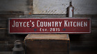 Country Kitchen, Kitchen, Rustic - Rustic Distressed Wood Sign ENS1000871