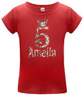 Design your own colors , cute princess shirt with name