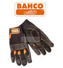 BAHCO GL010 Padded PU Grip POWER TOOL Safety Work Gloves In Sizes M/L or XL