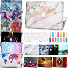 """Matt Pattern Smooth Marble Hard Case Skin Key Cover For Macbook Pro Air 11""""13""""15"""