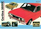 UK Cars (2)  Adverts  Fridge Magnets  90mm x 60   BUY UP TO 3 Mix No EXTRA P&P