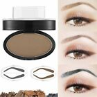 EYEBROW STAMP Powder Palette Natural Definition Brow Makeup Cosmetic HOT Brown