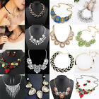 Fashion Women Charm Retro Crystal Dragon Hanging Statement Necklace Jewelry Hot