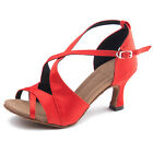 Brand New Ballroom heeled Latin Dance Shoes for Women/Ladies/Girls/Tango&Salsa