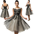 Mother of The Bride Lace Dress Bridesmaid Cocktail For Wedding Party Size 6-20