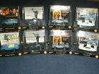 Shell 007 James Bond Collection 2008:Quantum Of Solace,Dr. No,Goldeneye,Spy Who £4.99 GBP