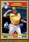2017 TOPPS SERIES 2 1987 ROOKIE AND ALL-STAR SINGLES U PICK COMPLETE YOUR SET