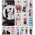 Fluorescence Soft Cute Rubber Luminous Silicone Cover Case For Huawei LG Lenovo