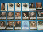 Star Trek Autographed / PieceworkTrading Cards: Movies,Animated,TV Series,Cast