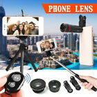 12 in 1 Accessories Phone Camera Lens Top Travel Kit For Mobile Smart Phone AU