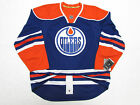 EDMONTON OILERS AUTHENTIC HOME NHL REEBOK EDGE 7231 HOCKEY JERSEY $124.01 USD on eBay