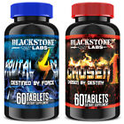 Blackstone Labs Chosen 1 + Brutal 4ce Mass Stack for Muscle Growth and Strength