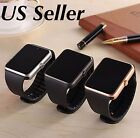 bluetooth watches for android phones - Smart Watch Bluetooth For Samsung iPhone HTC LG Android Ios Wrist Phone New
