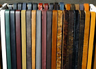 GENUINE COWHIDE LEATHER WRAPS  FOR LIGHT SABER HILT WRAPPING
