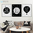 how to make chalk paint at home - Motivational Life Quotes Poster Print Nordic Home Decor Wall Art Canvas Painting