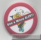 Allegry,  Bee and Wasp Alert, I am allergic to bee and wasp stings
