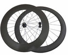 700C 50mm+88mm Carbon Wheels Road Bike Bicycle Straight Pull Carbon Wheelset