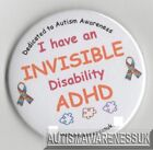 ADHD Badges, This is what a person with an invisible disablity looks like  ADHD