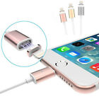 Android Cell Phone USB Cable Charging Magnetic Metal Cord for Samsung LG Nokia