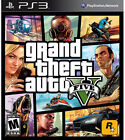 Grand Theft Auto V 5 (Sony PlayStation 3, 2013) - Disk Only!