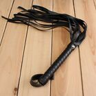 Unisex - Hand Whip Floggers Adult Sex Toy Gift Cosplay Couple Love Play PU Slave 1pc