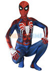 Insomniac Spider-man Costume PS4 Insomniac Games Spiderman Suit For Adult/Kids