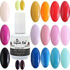 New 105 Fashion Nail Art UV Gel Color Soak Off Polish UV Lamp Glitter Decoration