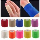Hot Selling Pet Dog Cat Puppy Non Woven Vet Wound Cohesive Bandage Wrap Tape