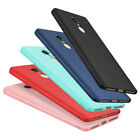Shockproof Slim Soft Rubber Silicone TPU Case Cover For Xiaomi Redmi note 4X 4A