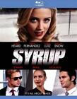 SYRUP NEW BLU-RAY