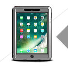 "Shockproof Aluminum Metal Gorilla Glass Case Cover For iPad 5th Gen 9.7"" 2017"